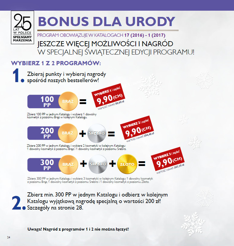bonus-dla-urody-punktacja