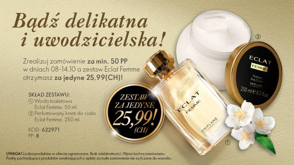 zapach Oriflame