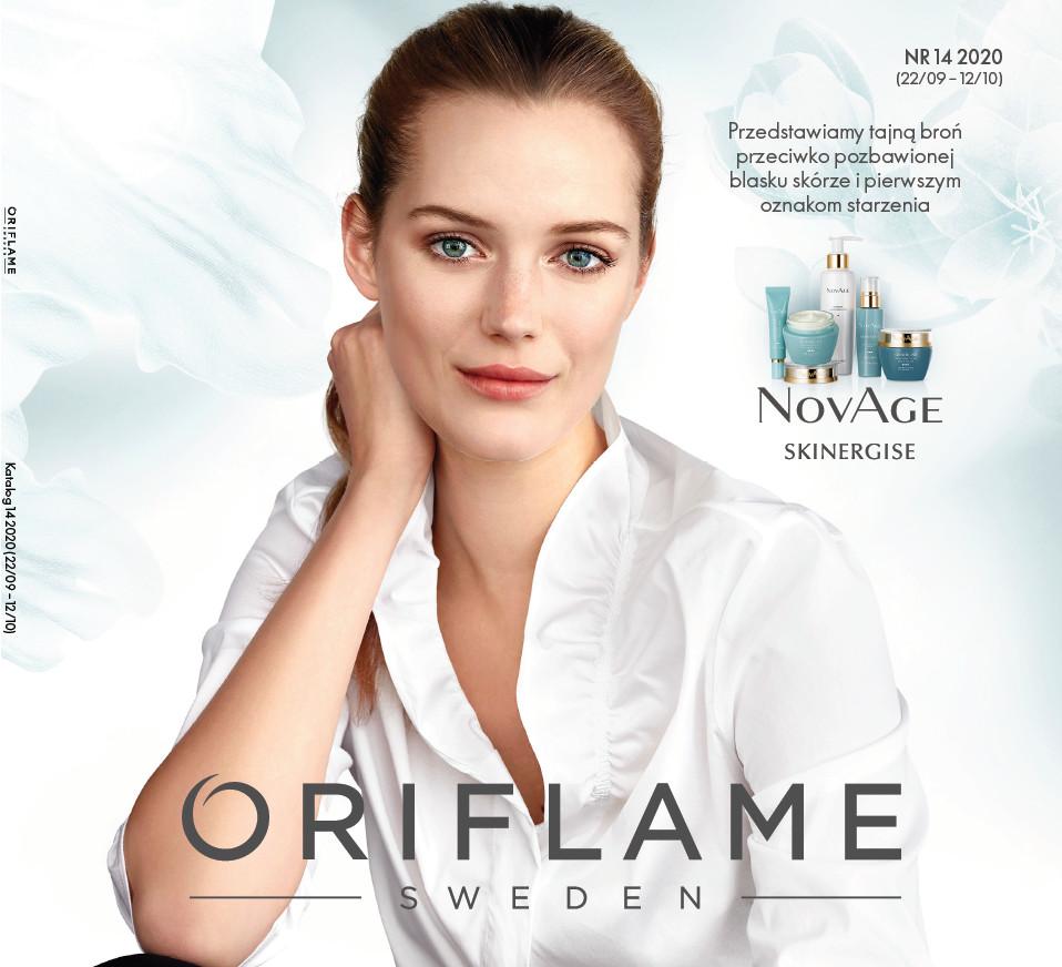 rejestarcja Oriflame