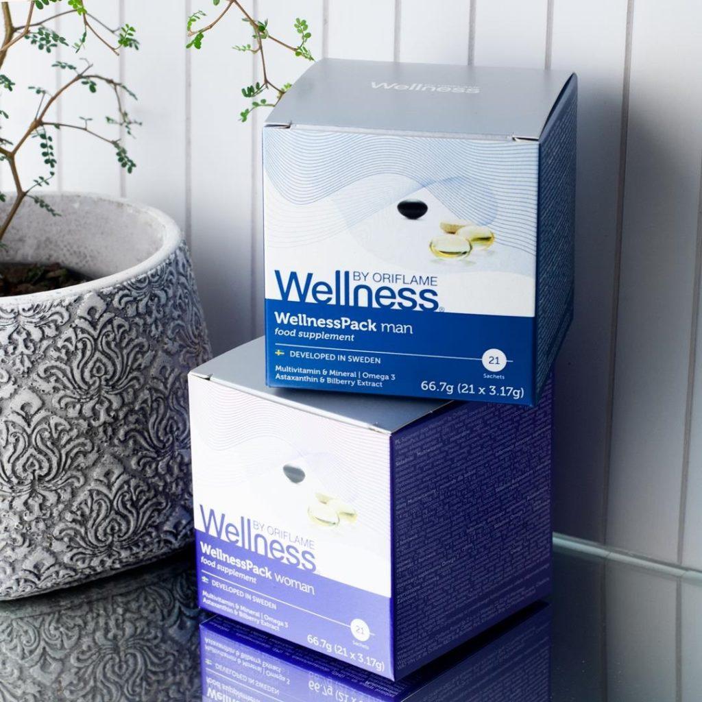Wellnesspack Oriflame