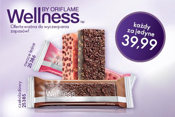 oferta Wellness Oriflame