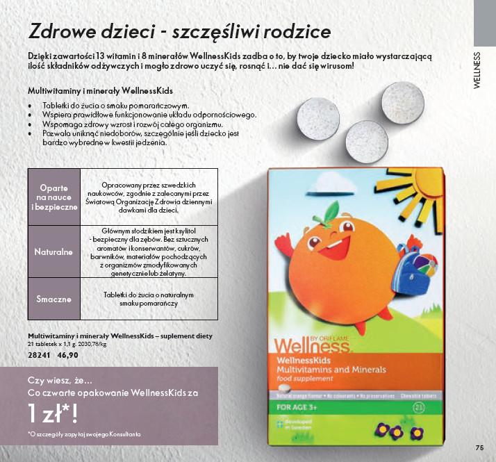 witaminy Oriflame