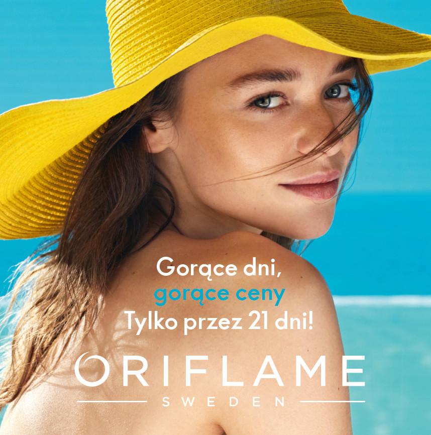 katalog Oriflame promocje