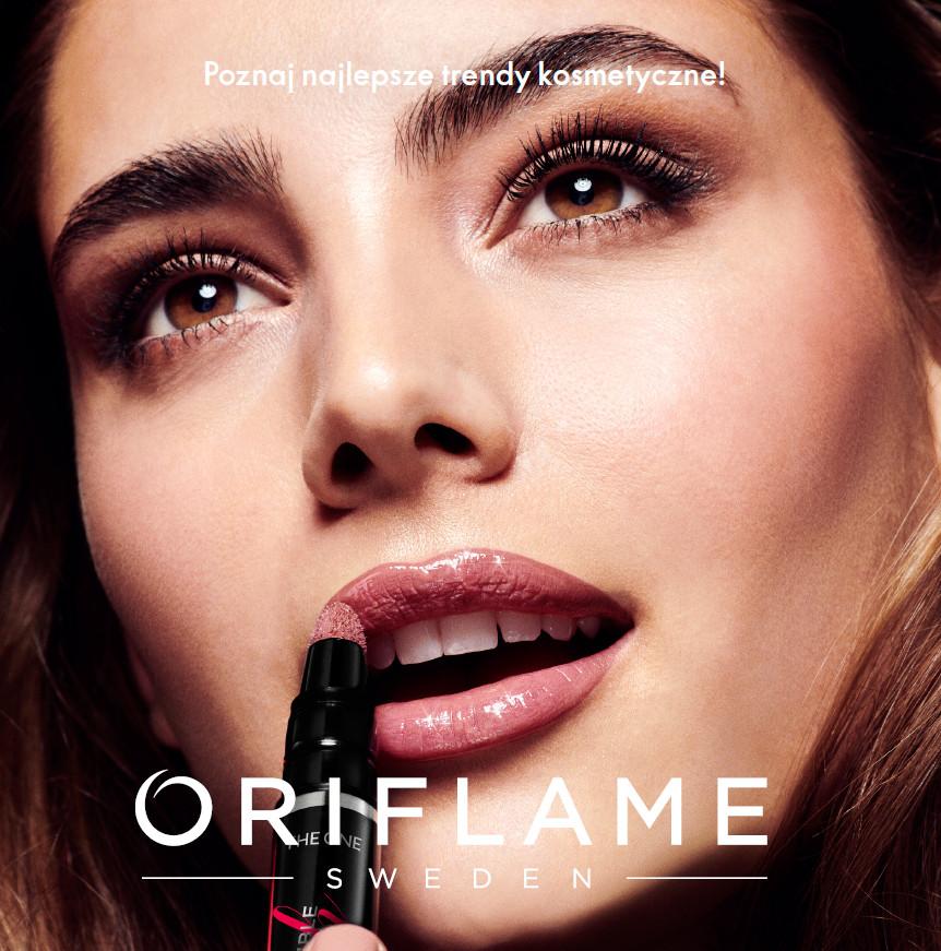 katalog Oriflame kosmetyki