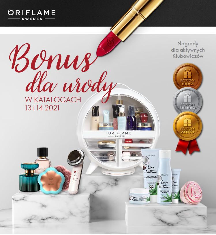 konsultantka Oriflame